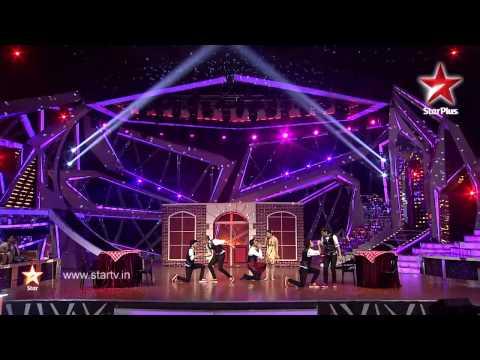 Nach Baliye 6 - 25th January 2014 - Ripu and Shivangi's act