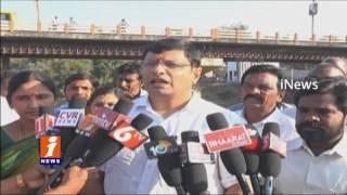 J Venkat Rao Releases Funds To Kalyana Lakshmi Scheme & Shadi Mubarak In Lakshmidevi Palli | iNews