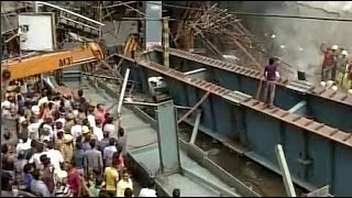 Kolkata Flyover Collapse - Over 18 dead, many injured, Army in rescue operations - News Video