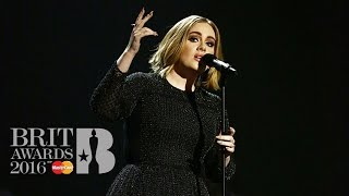Adele Leads UK's BRIT Awards Nominations Video