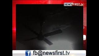 यूपी -  बारिश में मंत्री जी का घर टपकता है