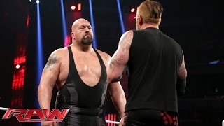 Big Show returns with massive Royal Rumble news: WWE Raw, December 28, 2015