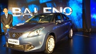 Maruti Baleno 2015 India launch, price, interior