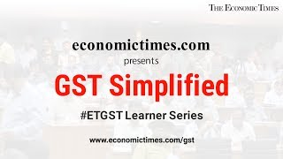 Why multiple slabs in GST? #ETGST Learner Series | GST Simplified