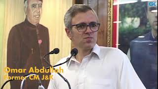 PDP was created to weaken National Conference- Omar Abdullah