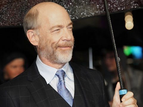 J.K. Simmons- Directors Took a Chance on Me News Video