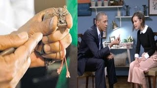 Lord Hanuman part of Obama's lucky charm News Video