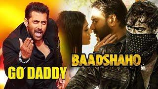 Salman's Next Dance Film Titled GO DADDY, Ajay Devgn-Ileana's LOVE-MAKING Scene Chopped - Baadshaho