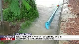 12 Rumah Warga Tergenang Banjir