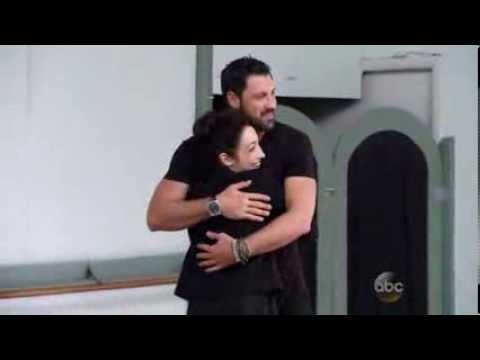 Dancing With the Stars (Season 18)- Week 1 (Meryl Davis & Maks Chmerkovskiy | Cha-cha-cha)