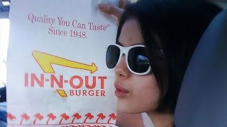 Selena Gomez Blames In-N-Out For Ripping Oscars Dress