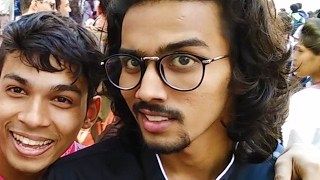 FAKE BB Ki Vines Prank Vlog at Kala Ghoda | Bhuvan Bam