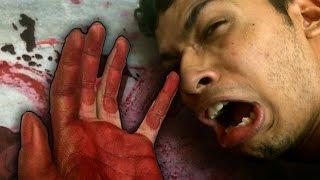 Hand Destroyed in Grinder Prank on Dad | TamashaBera
