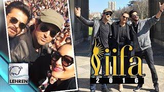 IIFA Awards 2016: Hrithik Roshan, Sonakshi Sinha & Anil Kapoor Promote IIFA