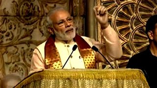 India has been inspiring West with  its rich culture since ages: PM Modi