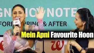 Kareena Kapoor Jab We Met Favorite Line - Mein Apni Favorite Hoon