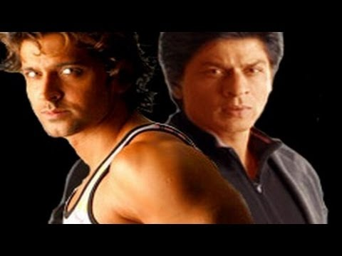 Hrithik Roshan & Shahrukh Khan FIGHT at Karan Johar's BIRTHDAY BASH