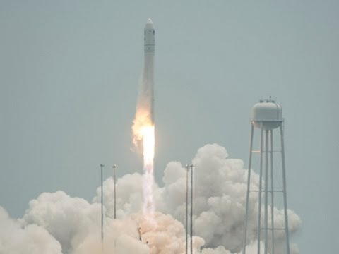 Space Station Shipment Launched From Virginia News Video