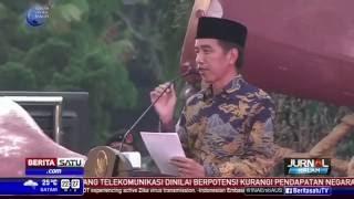 Jokowi Pastikan Gaji ke-13 TNI Segera Cair