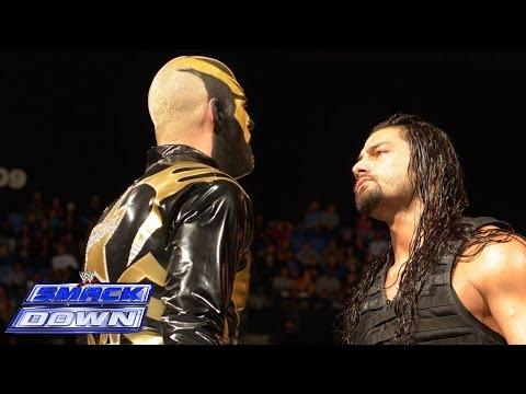 Cody Rhodes & Goldust vs. The Shield - Tag Team Championship Match: SmackDown, November 29, 2013 -WWE Wrestling Video