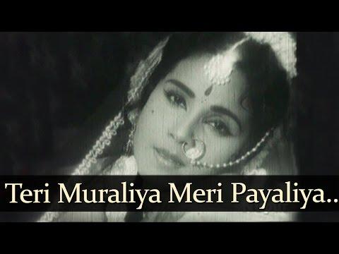 Teri Muraliya Meri - Gopal Krishna Songs - Jayashree - Rajan Haksar - Suman Kalyanpur - Bollywood Old Song