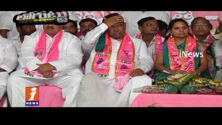 Why TRS Activists Maintain Distance From His Party Activities In Nizamabad ? | Loguttu | iNews