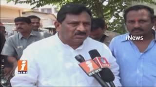 Minister Chinarajappa Responds on iNews Reporter Attack | West Godavari Sand Mafia Rowdies | iNews