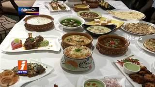 Peshawari Food Festival Attracts Customers In Hyderabad | Metro Colors | iNews
