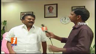 Minister Talasani Srinivas Yadav Face To Face Over T Congress Leaders Chalo Assembly | iNews