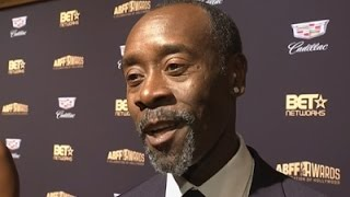 Cheadle Hopes Rock 'skewers Everybody' at Oscars