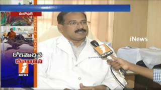 Niloufer Hospital Competing with Corporate Hospitals in Hyd   Superintendent Ramahesh Reddy   iNews