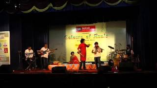 KARMA THE BAND- U Rajesh, Abhijith P S Nair, Keith Peters, Anoop Nair, Siddharth Nagarajan