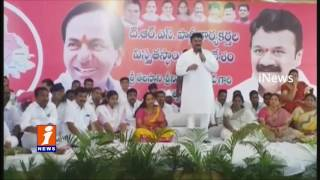 TRS Activists Work Like Solders For TRS Development | Talasani Srinivas Yadav | iNews
