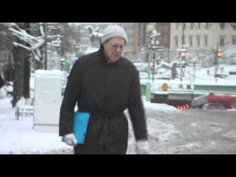 DC Wakes Up to March Snow Storm News Video