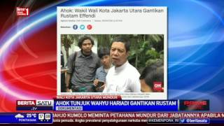 Ahok Tunjuk Wakil Walikota Jakut Gantikan Rustam Effendi
