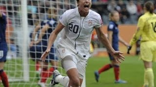 Wambach Announces Retirement from Soccer