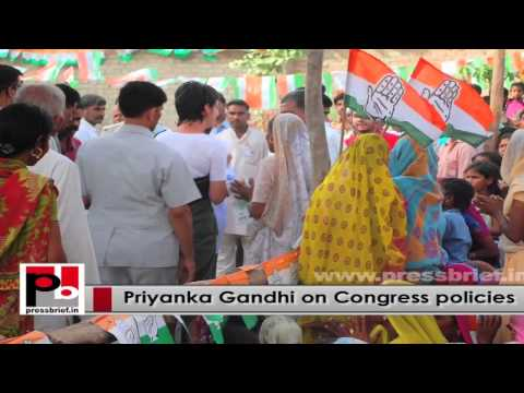 Charming and charismatic - Priyanka Gandhi Vadra