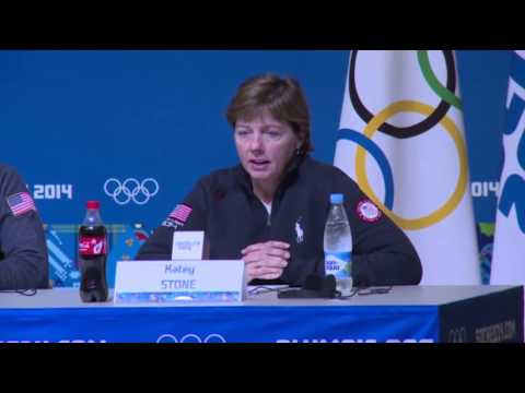Team USA Women's Hockey Disappointed but Proud News Video