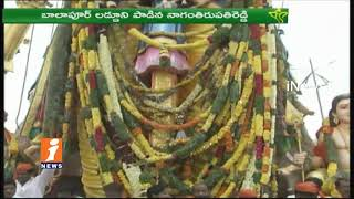 Grand Arrangements For Khairatabad Ganesh Immersion | Utsav Committee on Early Immersion | iNews