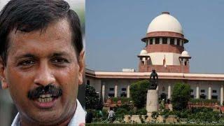 SC slams Arvind Kejriwal on water crisis