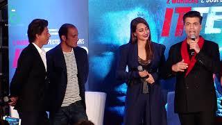 Shahrukh Khan & Karan Johar First Audition Funny Memory