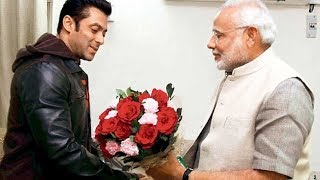 Salman Khan WISHES PM Narendra Modi On His Birthday