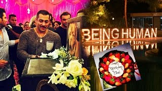 Salman Khan's 51st Birthday Party At PANVEL FARMHOUSE - Revealed
