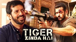 Ek Tha Tiger Director Kabir Khan REACTION On Tiger Zinda Hai Trailer | Salman Khan, Katrina Kaif