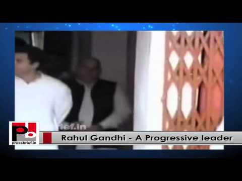 Rahul Gandhi leads protest against PM Modi's 'U-turn government'