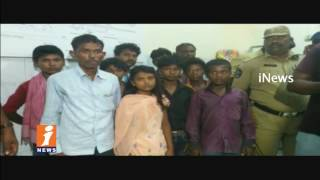 RPF Police Rescued 7 Child Workers at Nellore Police Station | iNews