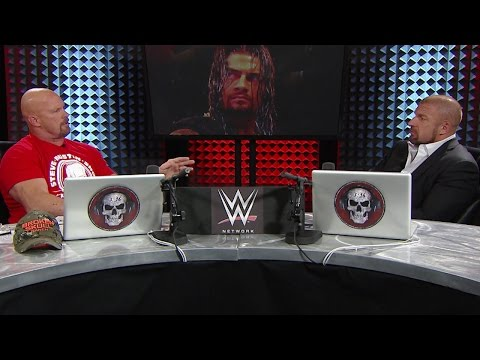 Triple H discusses Roman Reign's Royal Rumble victory- WWE Network Exclusive - WWE Wrestling Video