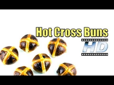 Hot Cross Buns - Nursery Rhyme - For Kids