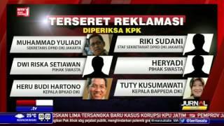 Nama-Nama yang Diperiksa KPK Kasus Reklamasi Teluk Jakarta