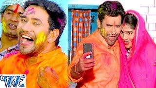 Nirahua Dal Dele Ba - Aawa Ae Amarpali Nirahua Rang Dali - Dinesh Lal - Bhojpuri Holi Songs